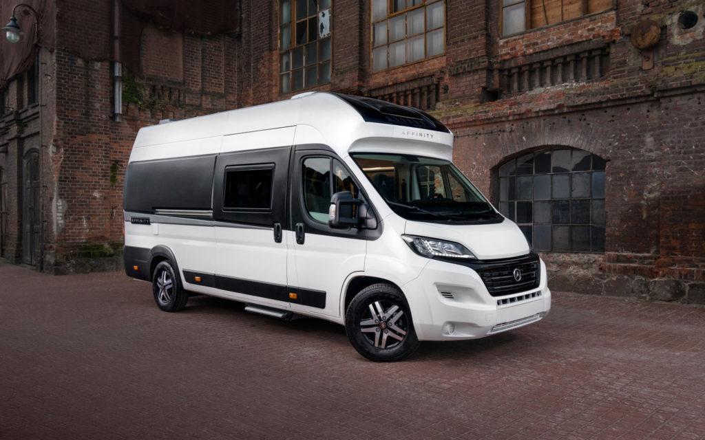 Affinity Camper Van   Kastenwagen Neuheiten   CMT 2020